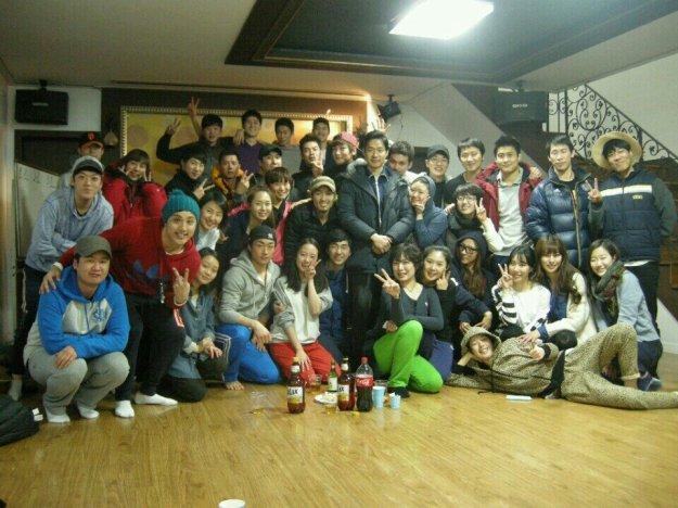 The Days Cast MT 4